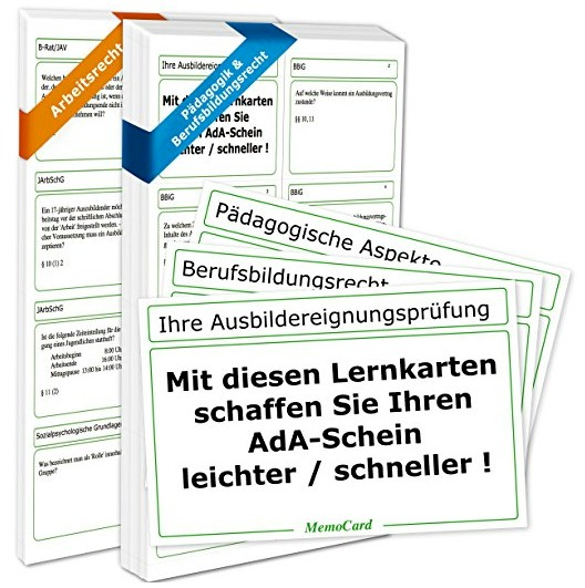 Image-Grafik von der AEVO-Lernkartei